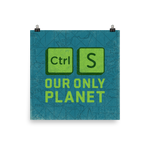 PC_Save Planet - Poster