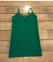 Kelly Green Cami
