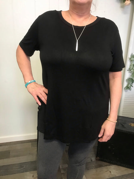 Black Bliss Top