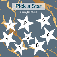 Pick a Star GAME