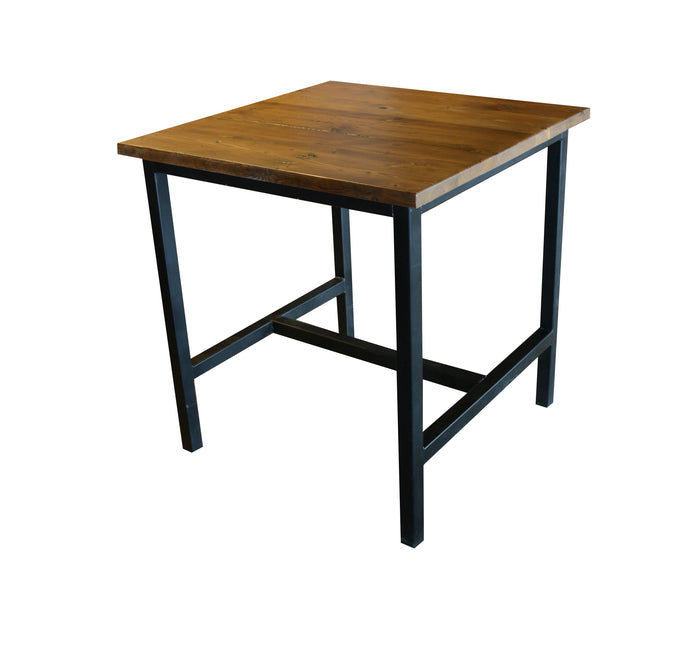 Steel Harvest Bar Table