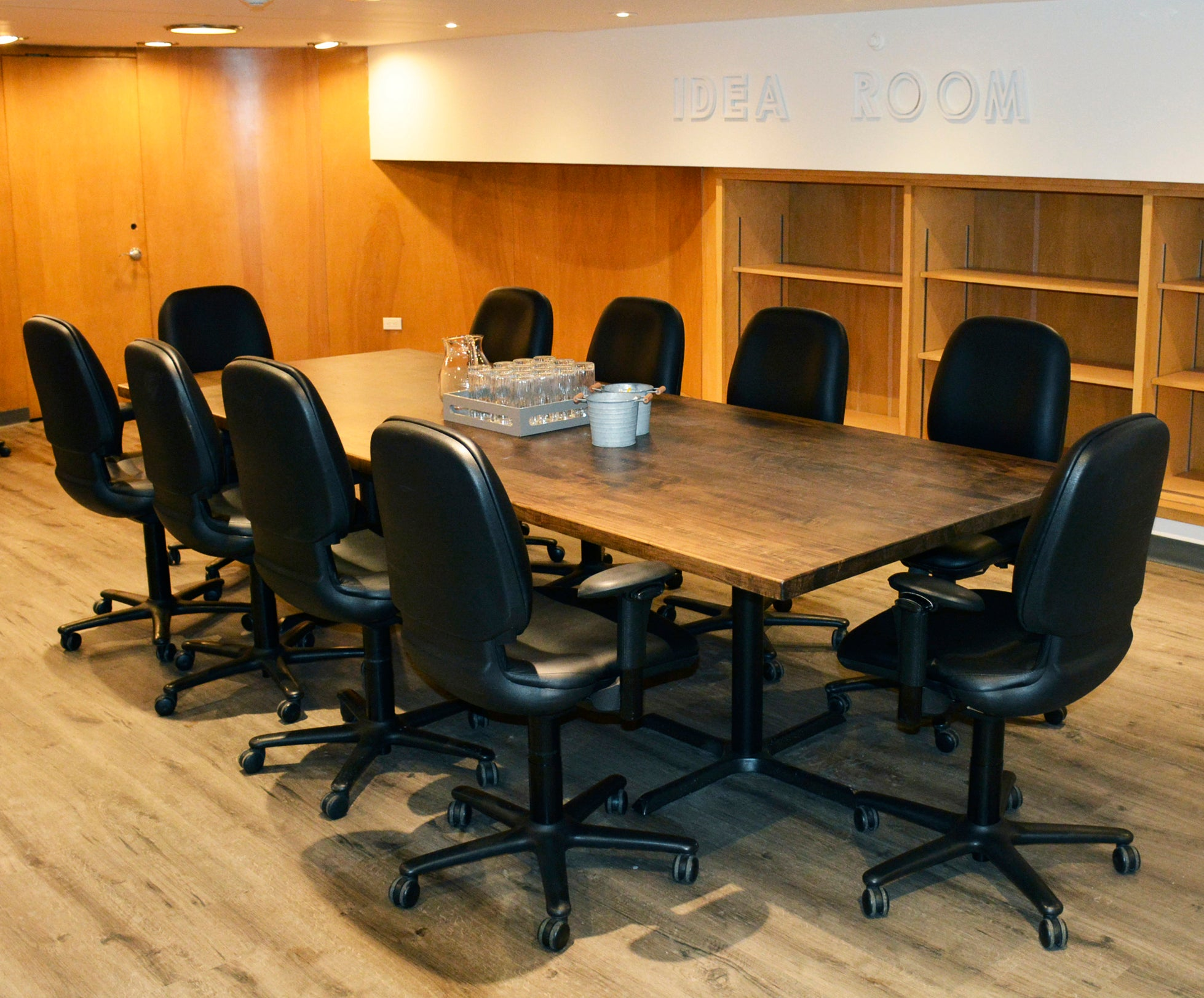 custom office conference table