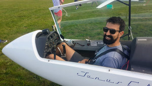 Gliding at Kaikohe