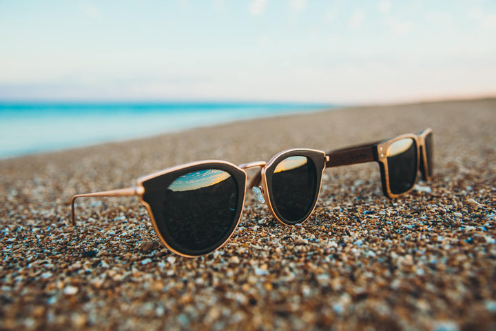 Wooden Sunglasses by Vilo Eyewear