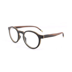 Wooden Prescription Eyeglasses - Vilo