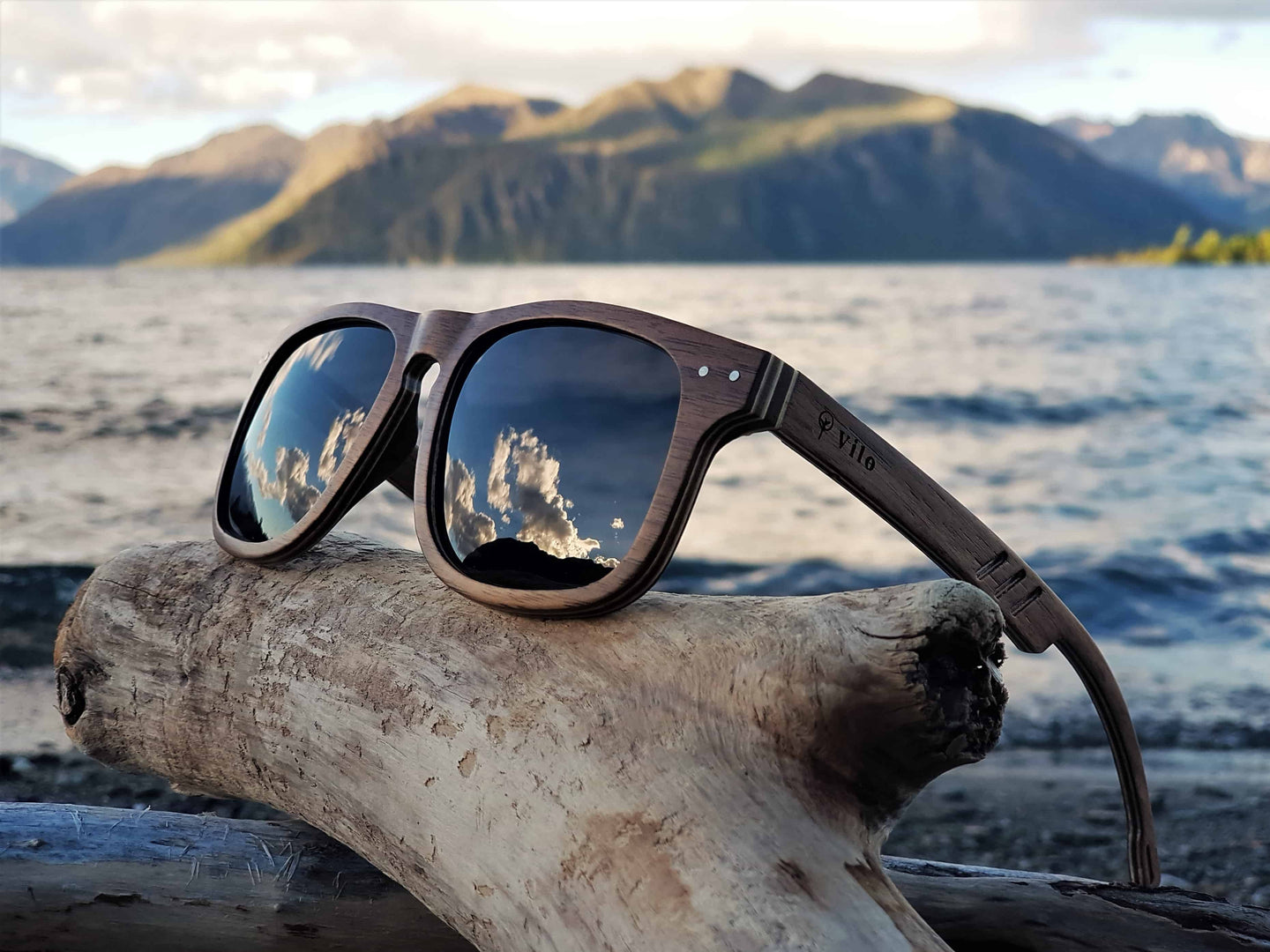 Wooden Sunglasses | Vilo NZ