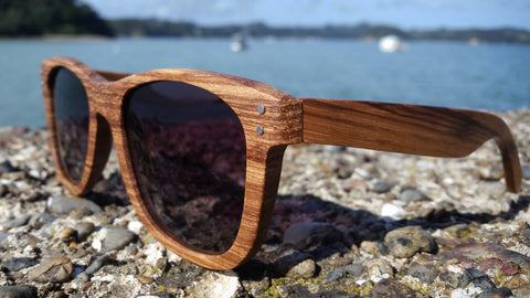 Wooden Sunglasses - Vilo