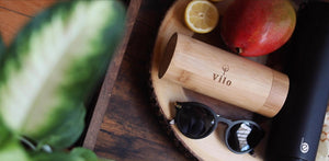 Vilo Wood Sunglasses Story
