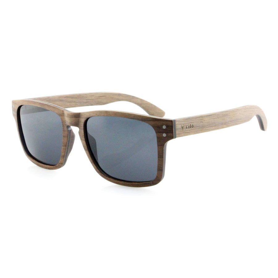 Vilo Wooden Sunglasses - Jasper: