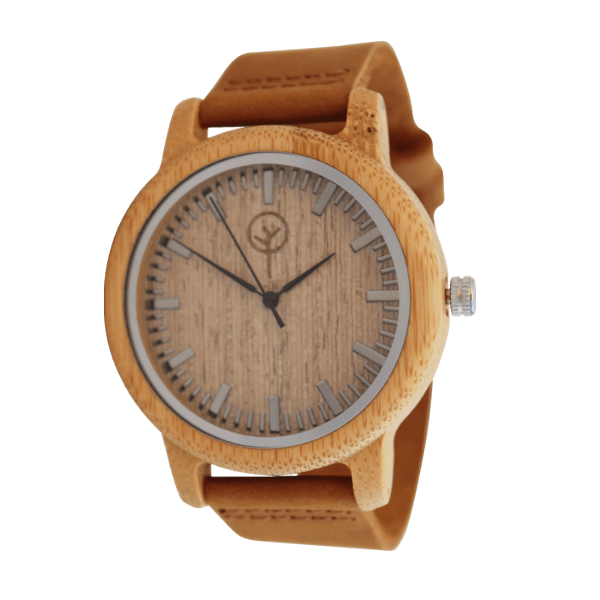 Vilo Mens Wooden Watch // Alpha: