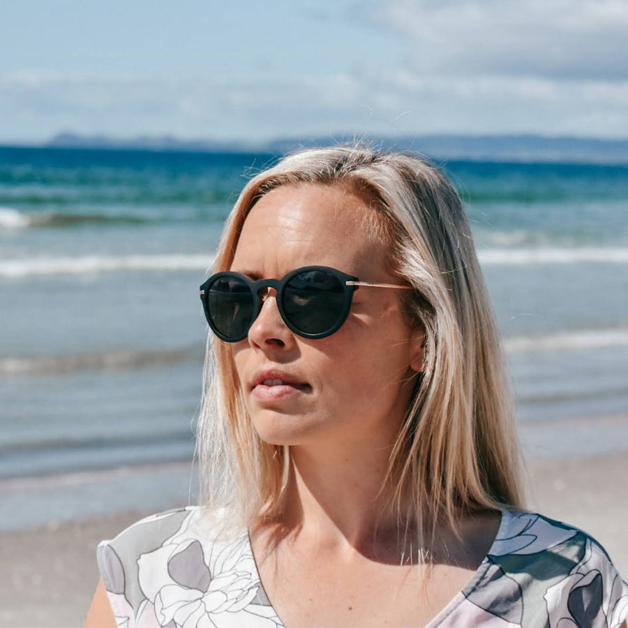 Bounty - Wooden Sunglasses NZ
