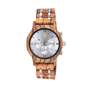 Vilo Mens Wooden Watch // Knight: