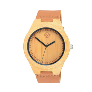Vilo Mens Wooden Watch // Napoleon: