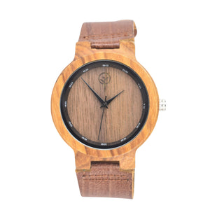 Mens Wooden Watch // Boston: Vilo