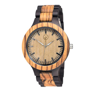 Mens Wooden Watch // Duke: Vilo