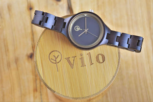 Vilo Womens Wood Watch // Savannah: