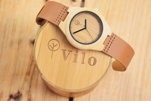 Mens Wooden Watch // Napoleon: Vilo