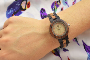 Womens Wood Watch // Duchess: Vilo