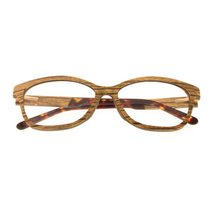 Optical Wooden Glasses - Marilyn: Vilo