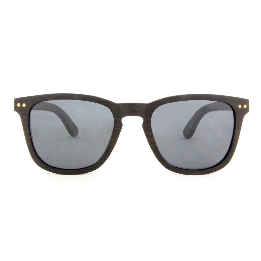 Vilo Wooden Sunglasses - Molasses: