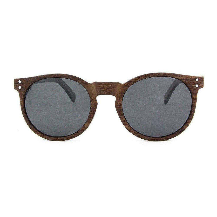 Vilo Wood Sunglasses - Henna: