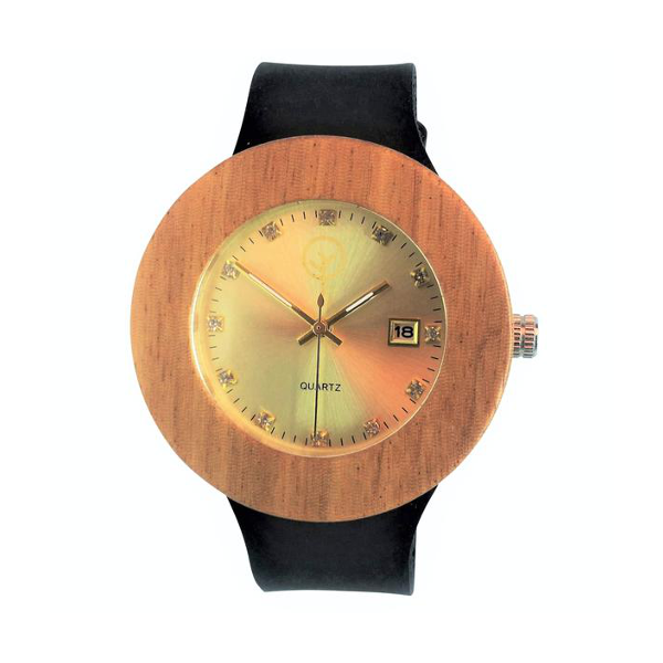 Vilo Womens Wood Watch // Eternity: