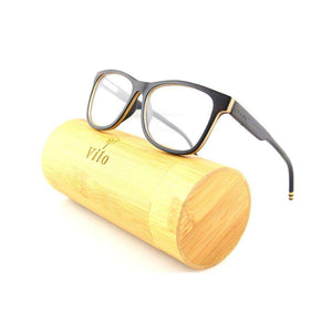 Optical Wooden Glasses - Regent: Vilo