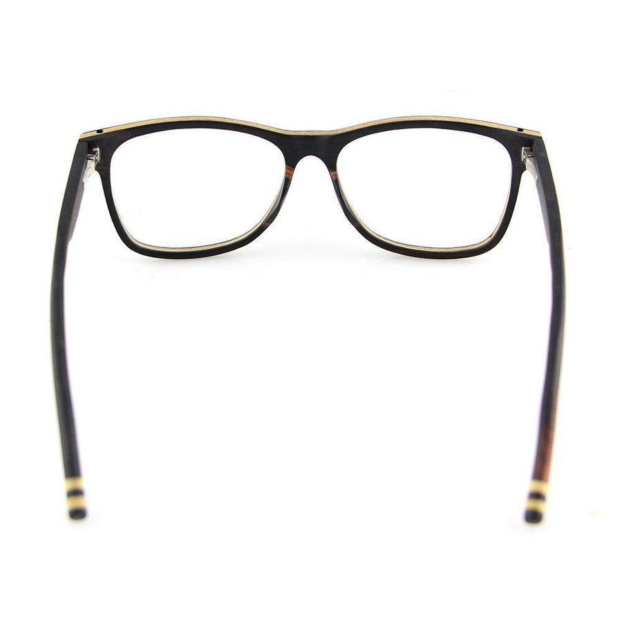 Vilo Optical Wooden Glasses - Regent: