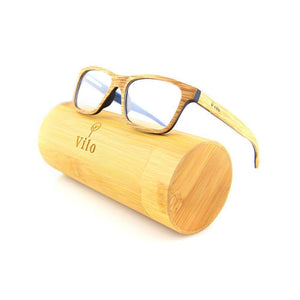 Optical Wood Glasses - Flotilla: Vilo