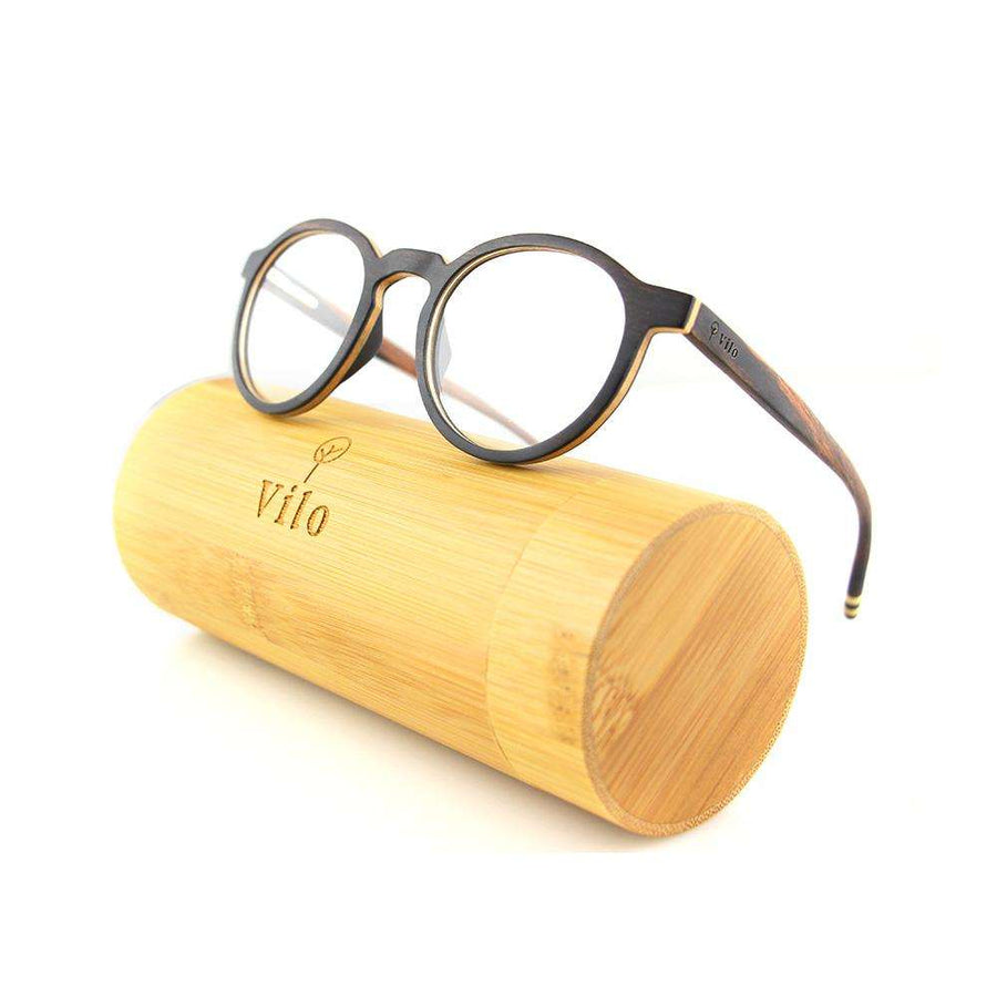 Vilo Optical Wooden Glasses - Potter:
