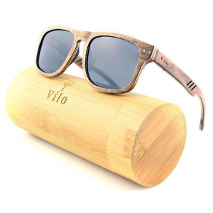 Wooden Sunglasses - Canyon: Vilo
