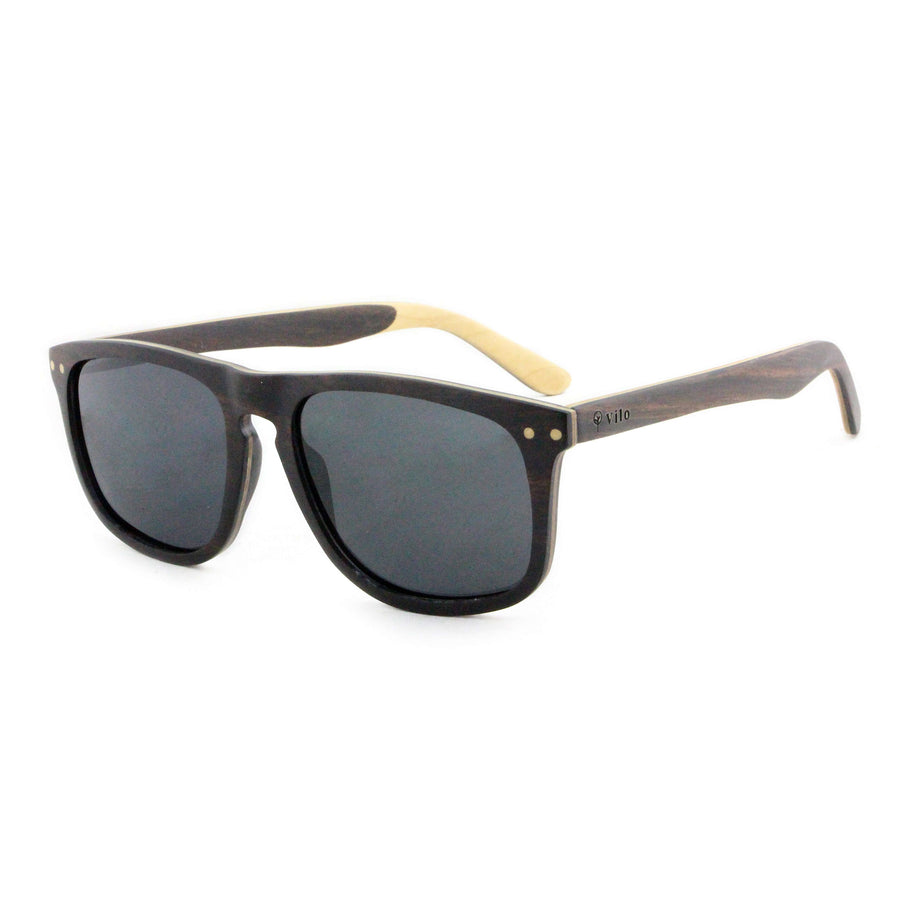 Vilo Wooden Sunglasses - Farrier: