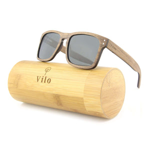 Wooden Sunglasses - Jasper: Vilo