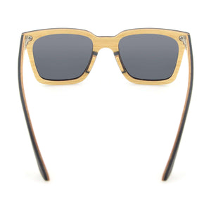 Wooden Sunglasses - Zephyr: Vilo