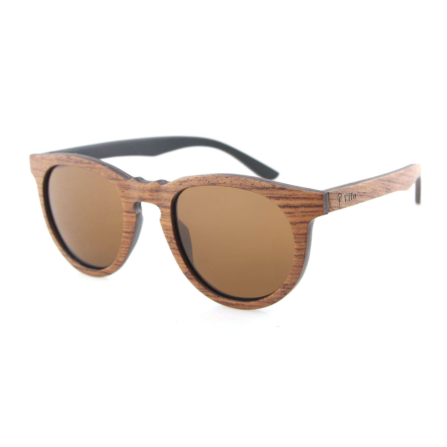 Vilo Wooden Sunglasses - Eden: