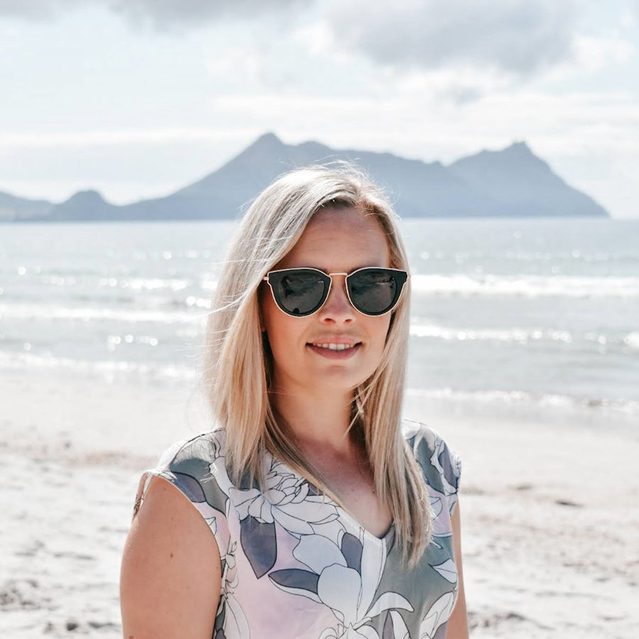 Koura Wooden Sunglasses NZ
