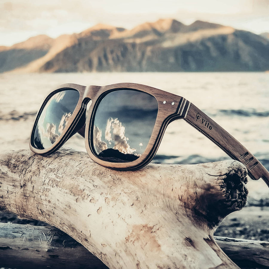 Canyon - Wooden Sunglasses
