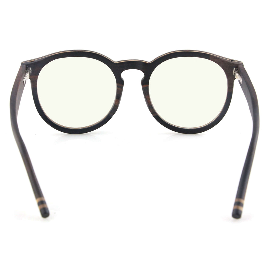 Vilo Scribe - Wooden Blue Light Glasses:
