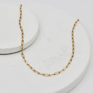 Valencia Link Necklace
