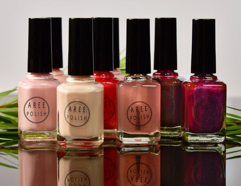 Nail polish collection wholesale stock