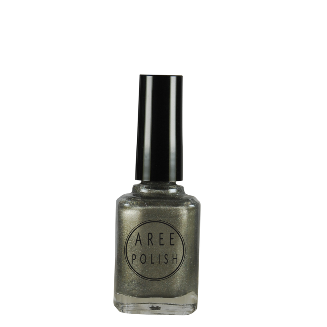 Tin Man-silver metallic nail polish