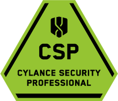 Cylance Security Professional - certified -