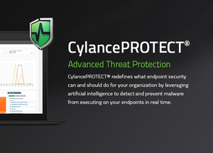 CylancePROTECT® AI Endpoint Protection (Annual license)