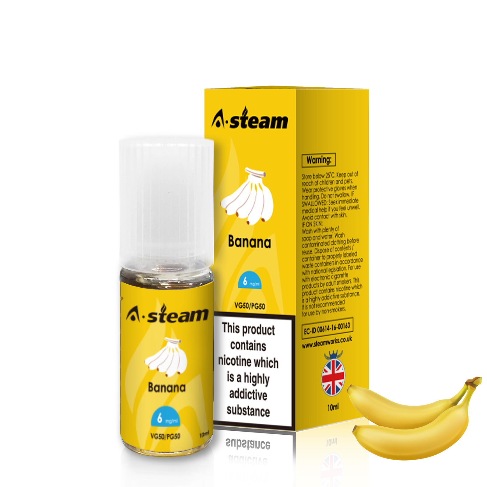 A-STEAM Banana