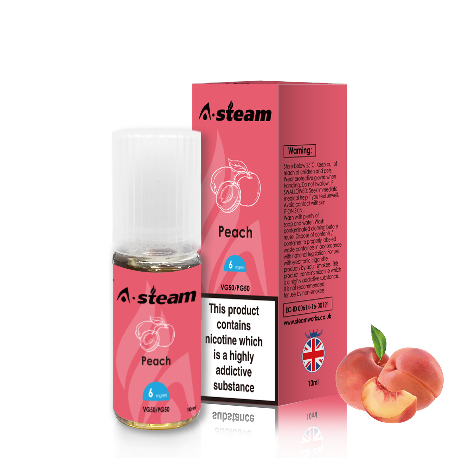 A-STEAM Peach