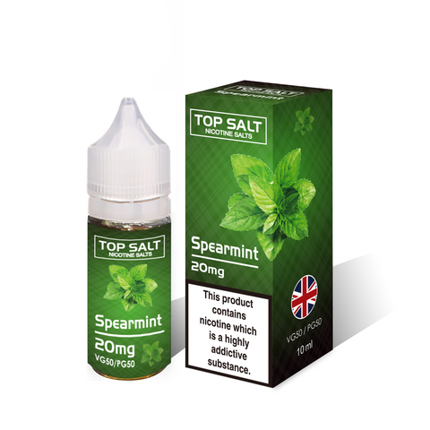 Ice Mint nic salt
