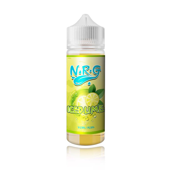 NRG 60MG - Iced Lime