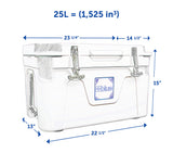 Blue Coolers Think Summer Bundle - 50L + 25L