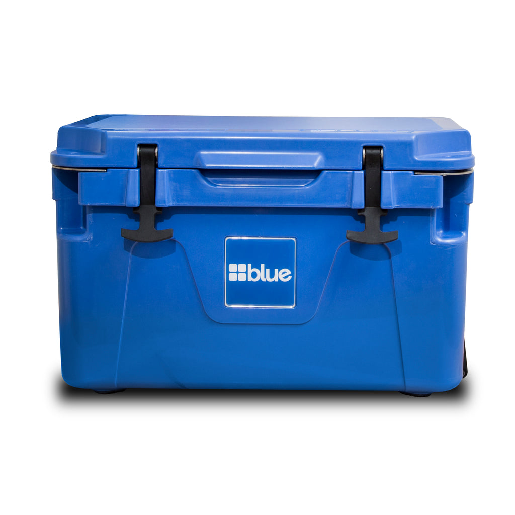 80 Liter Ark Series Rotomolded Cooler - Blue Coolers