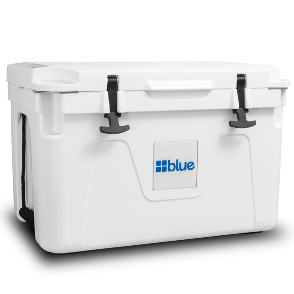 50 Liter Ice Vault Rotomolded Cooler - Blue Coolers